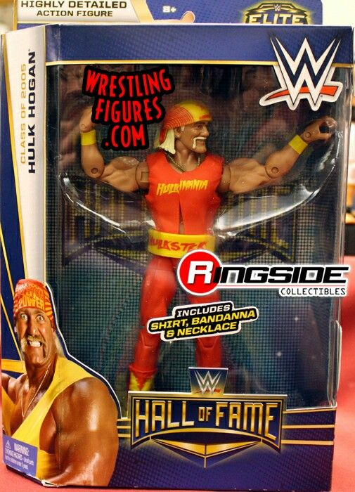 wwe action figure hulk hogan