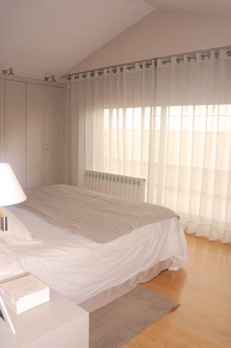 Guests Room Dormitorio de matrimonio con muebles lavado Papel de