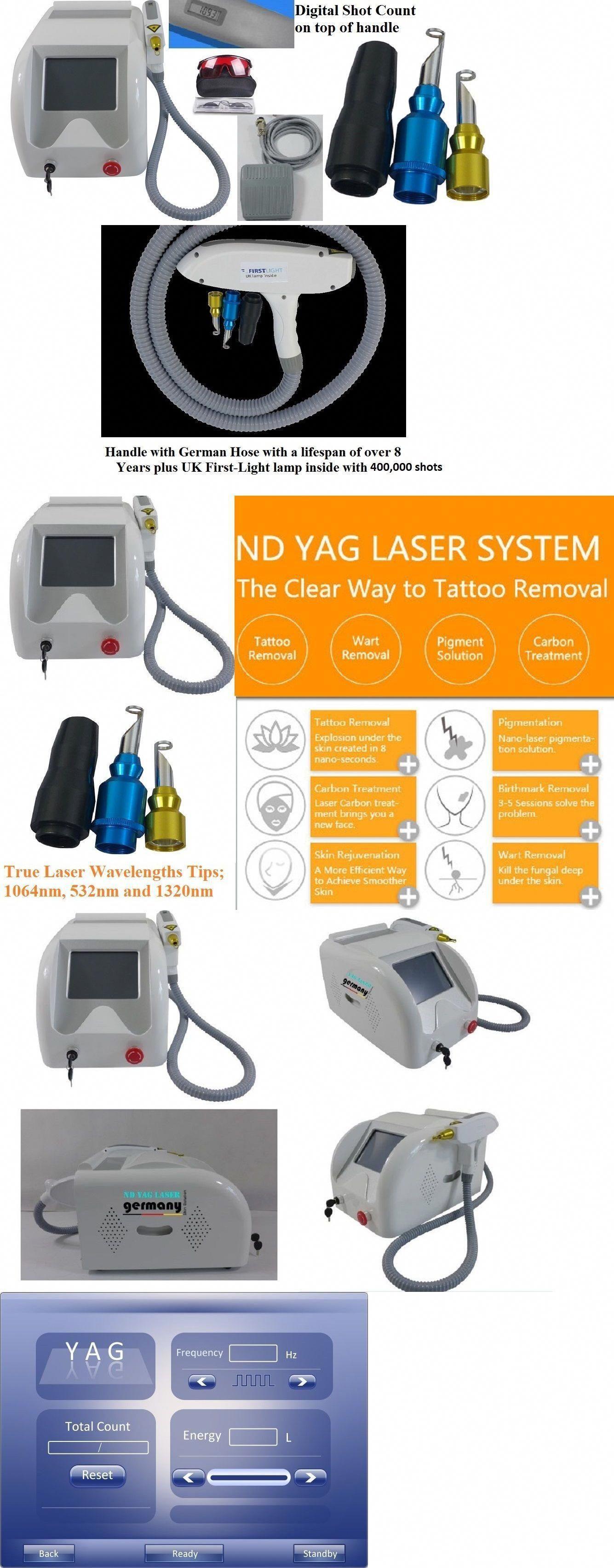 Tattoo Removal Tattoo Removal Machines German Laser