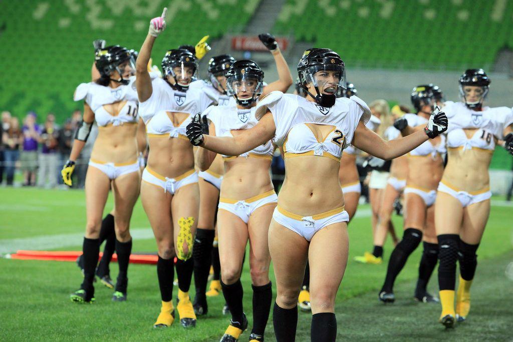Lingerie Football League Nude Pics