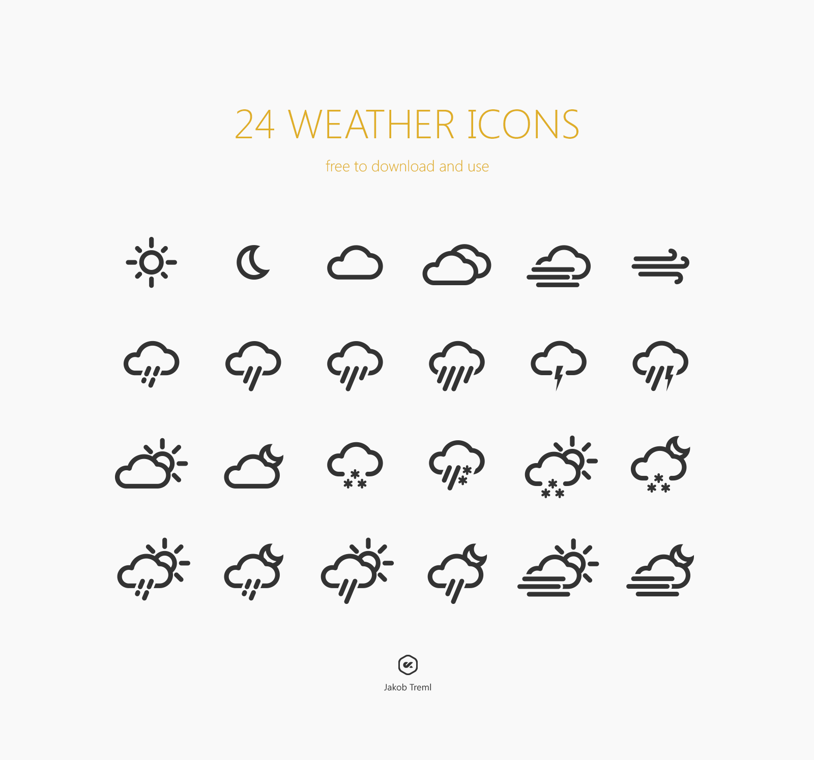 Weathericons Details