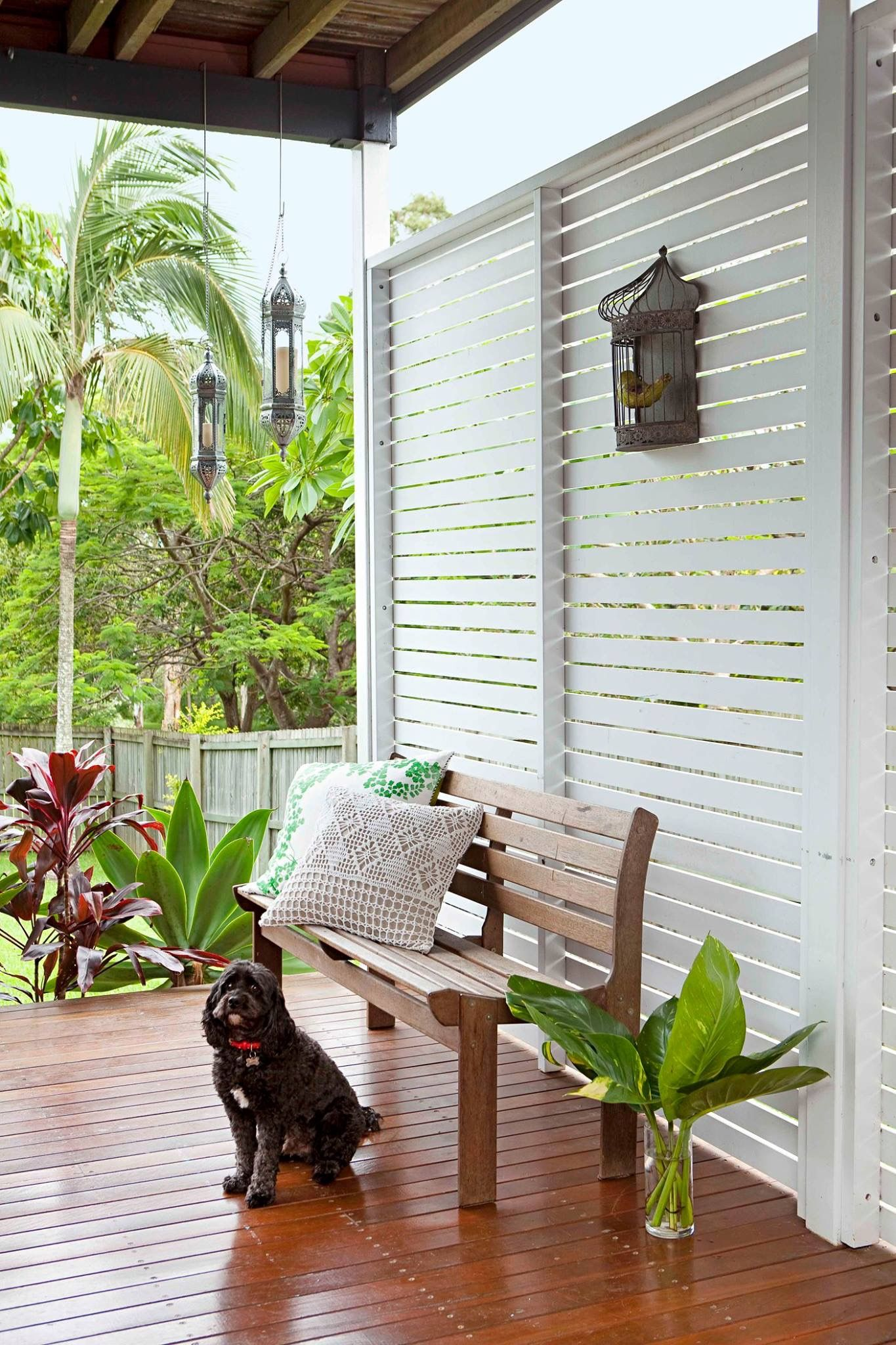 Outdoor Screens, Privacy Screens, Beach Houses, Garden Ideas, Beach Homes,
