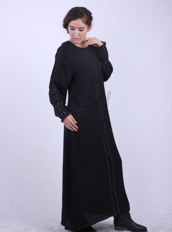 zwart dubai abaya ontwerp, mooie vrouwen kleding voor…