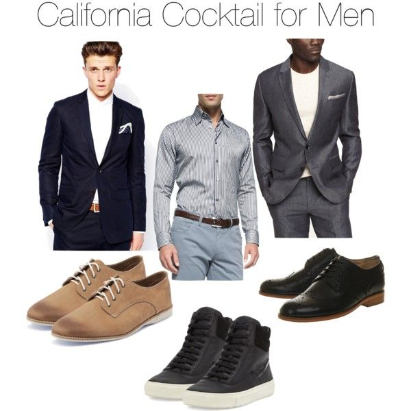 dress code cocktail men
