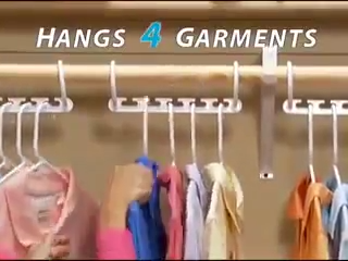 Photo of Magic Hangers Closet Space Saving (Plastic and Metal)