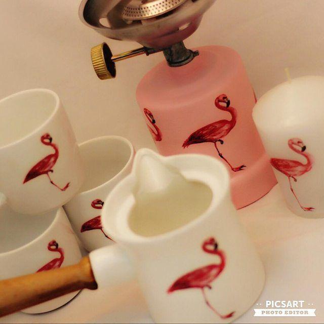 بارعات بارع Noody Art88 Flamingo الطايف الطائف ديكوباجيات ديكوباج دوافير Decoupage Diy And Crafts Beautiful Flowers