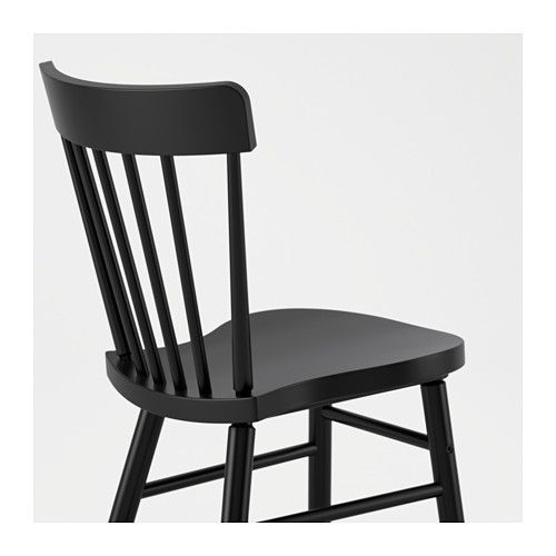 Norraryd Chair Black Ikea Ireland In 2020 Chair Black Kitchen Chairs Ikea