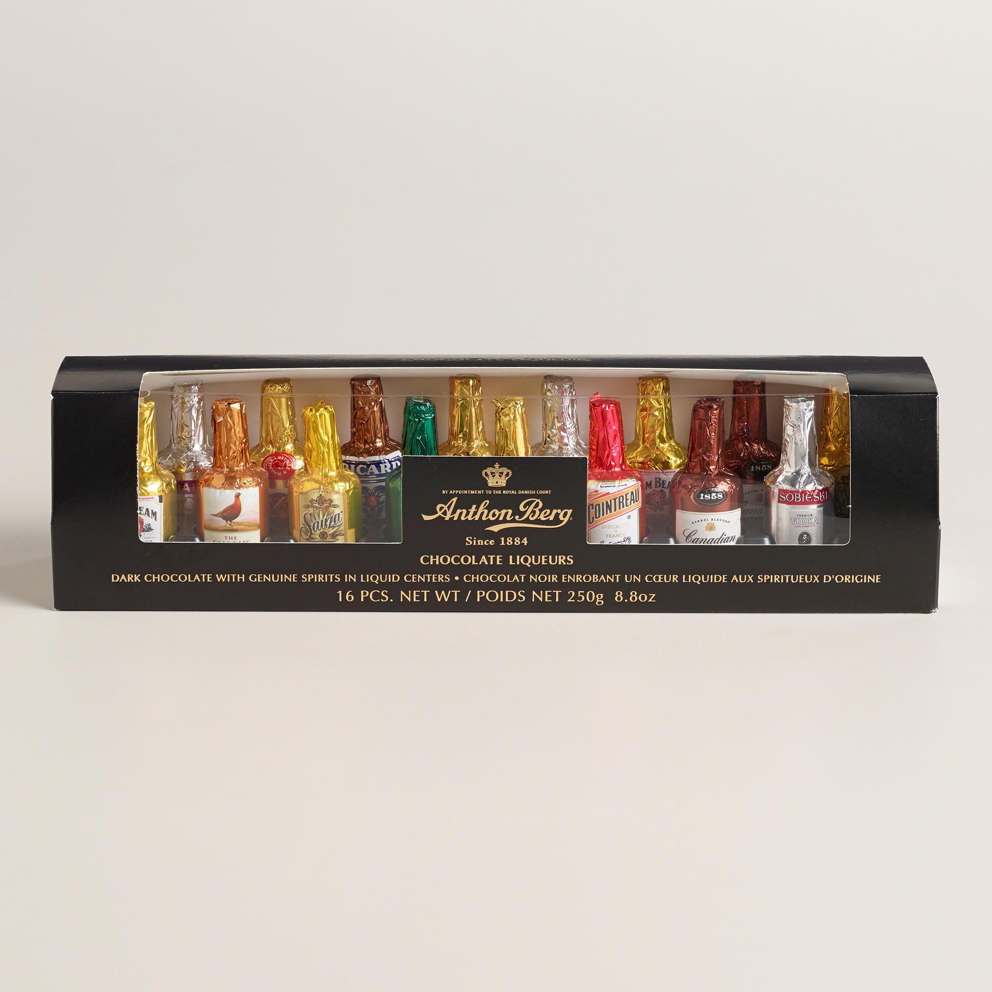 Anthon Berg Genuine Liquor Chocolates, 16-Piece | World Market ...