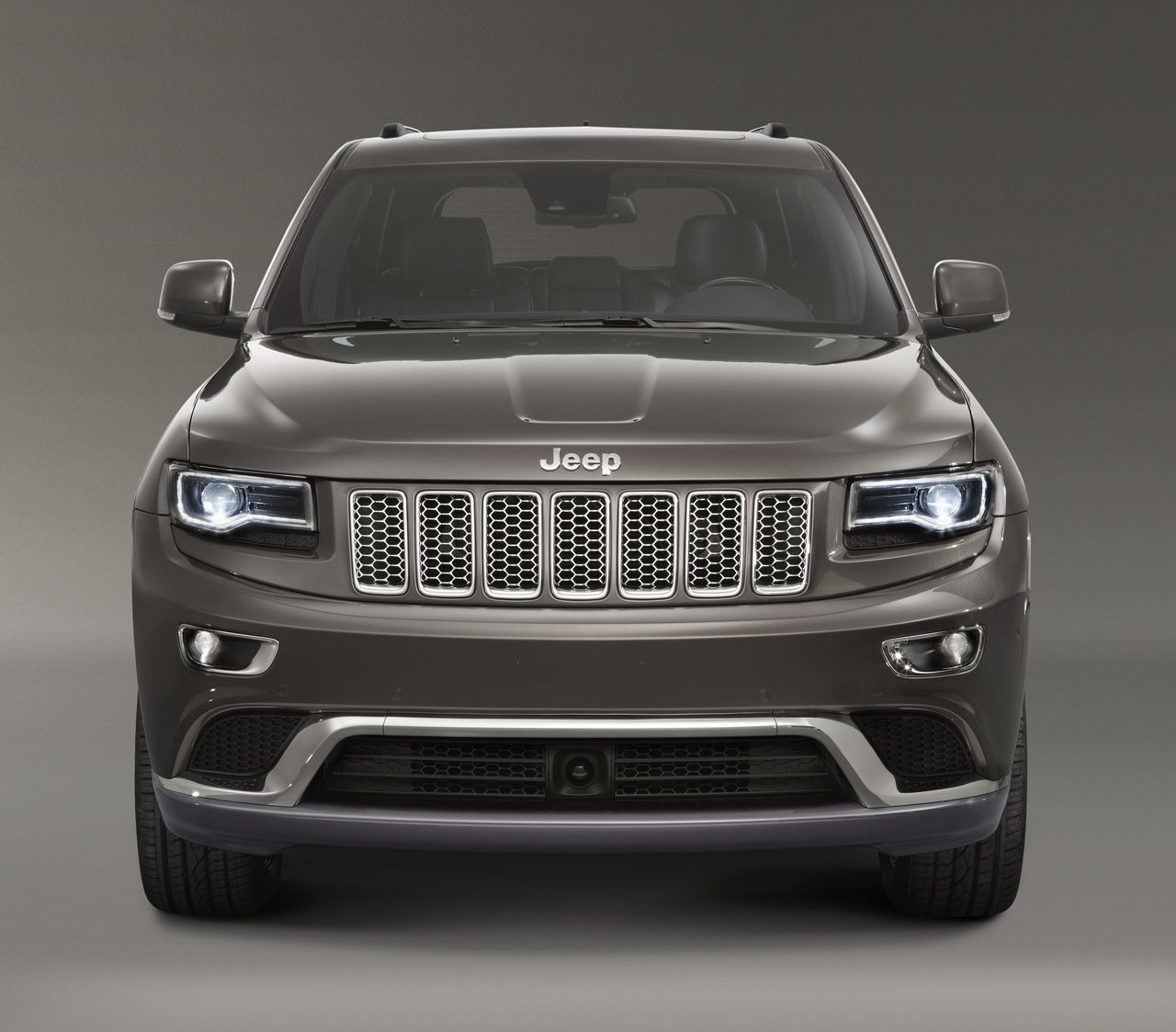 Jeep Grand Cherokee 2014 Overland Summit