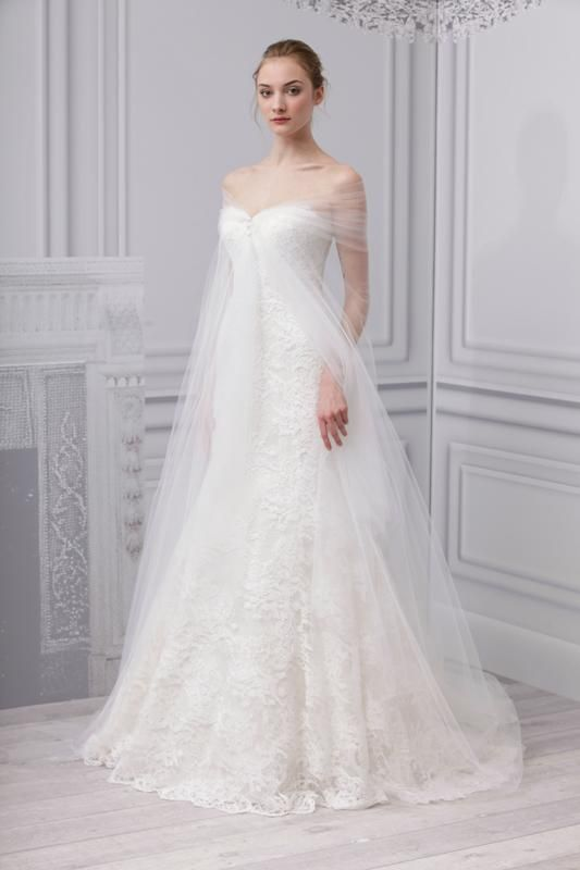 Designer Wedding Dress Gallery: Monique Lhuillier | Monique ...