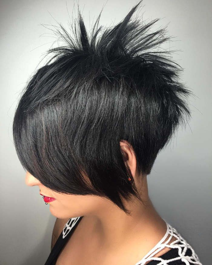Presley Poe Contact Us To Upload Your Hairdo Hairstyles For - Hairstyles for short hair upload photo
