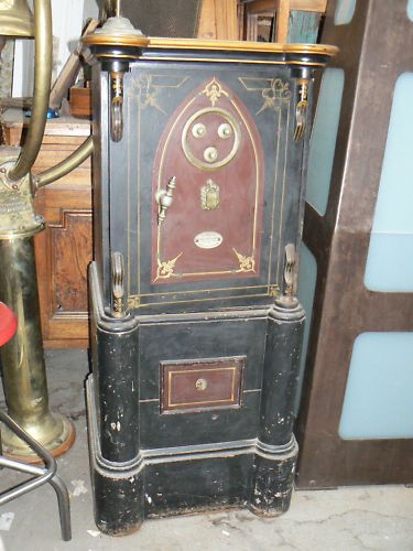 rare ancien coffre fort napoleon iii 19 eme colonial products i love i mean i want. Black Bedroom Furniture Sets. Home Design Ideas