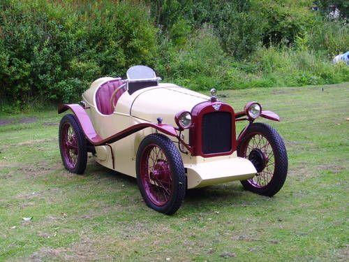 Austin 7 Gordon England Brooklands Super Sports 1929 Via Doyoulikevintage