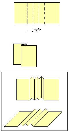 Origami Petal Fold | 451x239