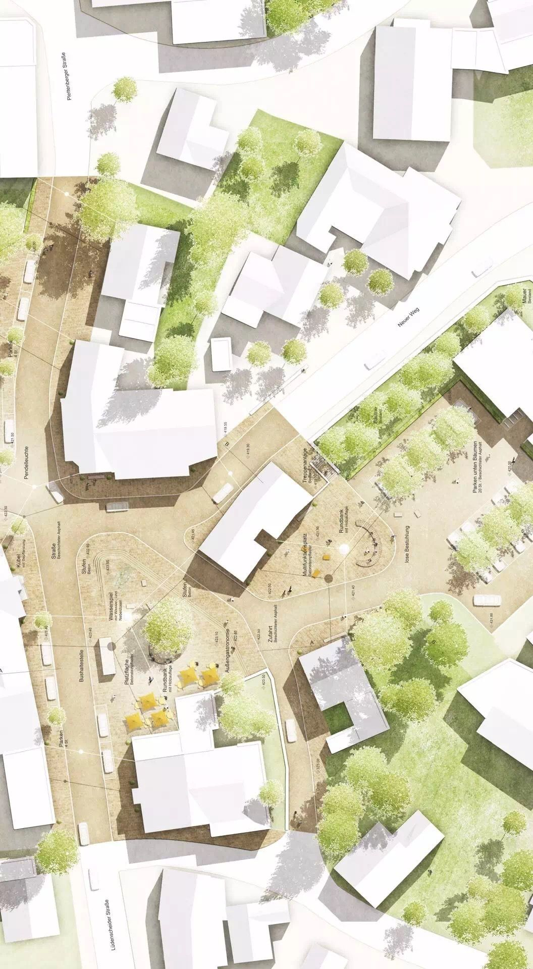 siteplan architecture site plan