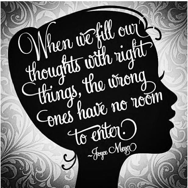 Quotes About Thoughts In Your Head