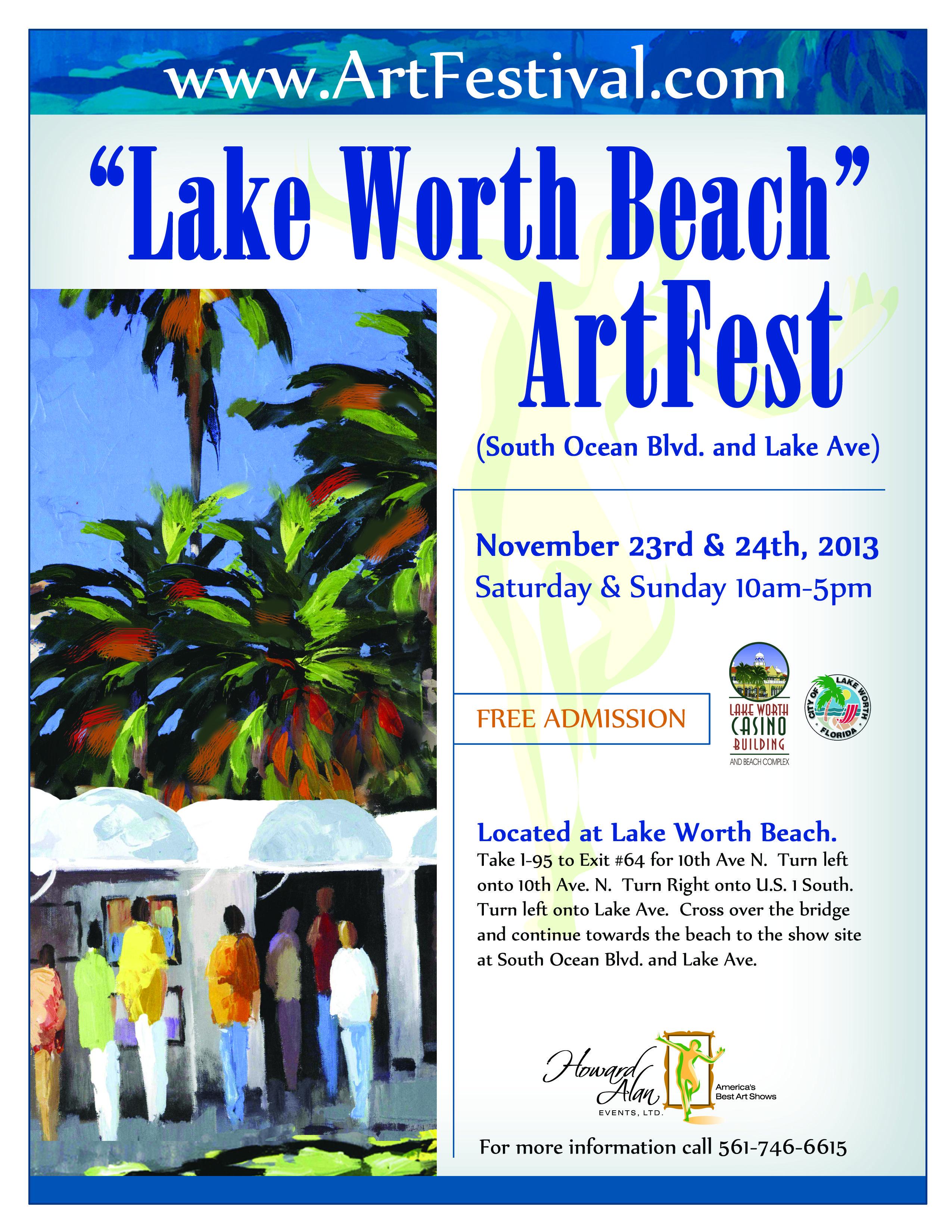 #LakeWorthCasino #DowntownLakeWorth #CraftFair #AmericanCraftEndeavors #LakeWorthBeachArtFest