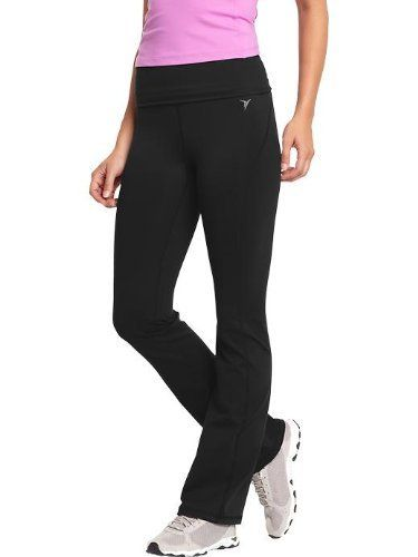 Old Navy Womens Active Control Max Fold Over Pants Old Navy. $20.00