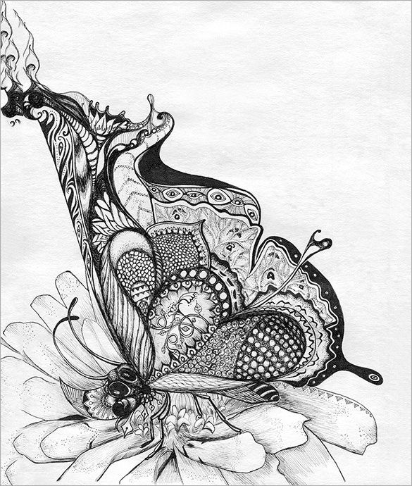 Image result for abstract drawings   stuff to draw   Pinterest ...
