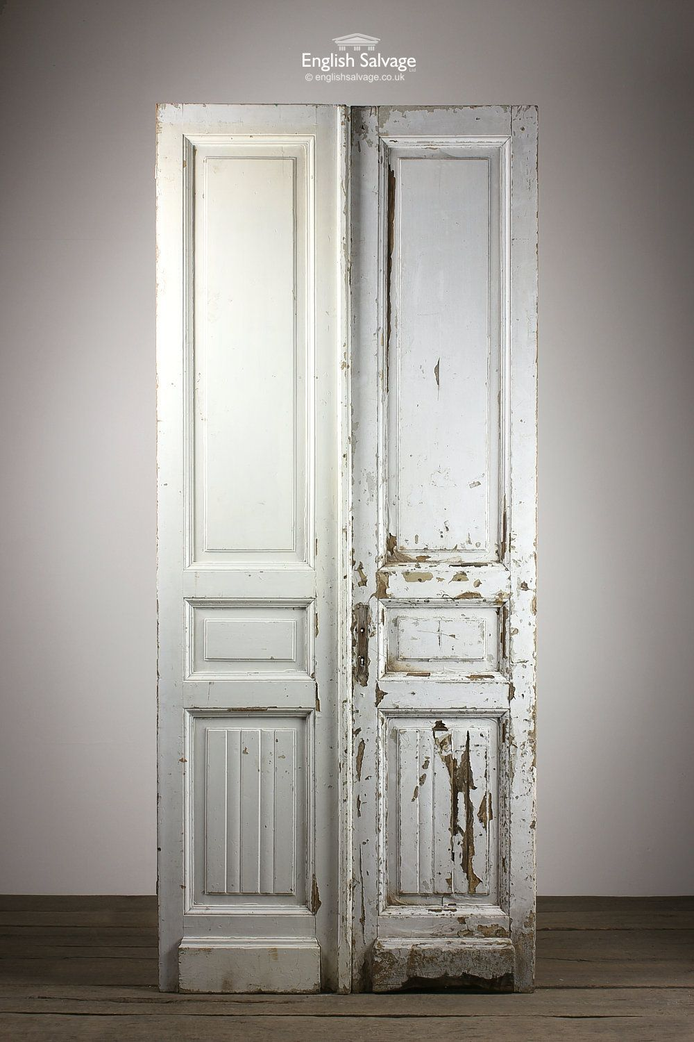 English Salvage (formerly Leominster Reclamation) are the premier architectural salvage and Reclamation Yard in the UK. Providing everything from reclaimed ... & Reclaimed 3 Panel French Empire Doors | Loft conversion ... pezcame.com