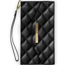 Photo of Sylvie Meis Mayfair Clutch Galaxy S10P Quilted Black iDeal of Sweden