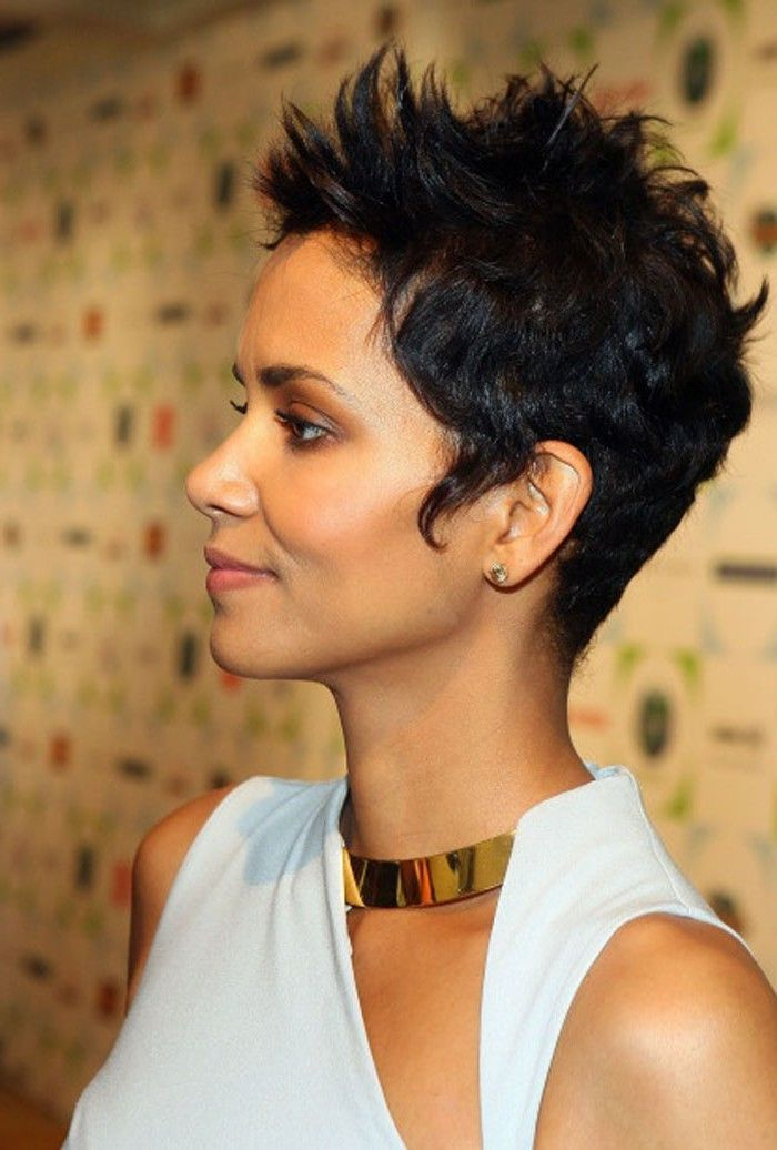 Very Short Spiky Hairstyles Women Hd Short Spiky Hairstyles For
