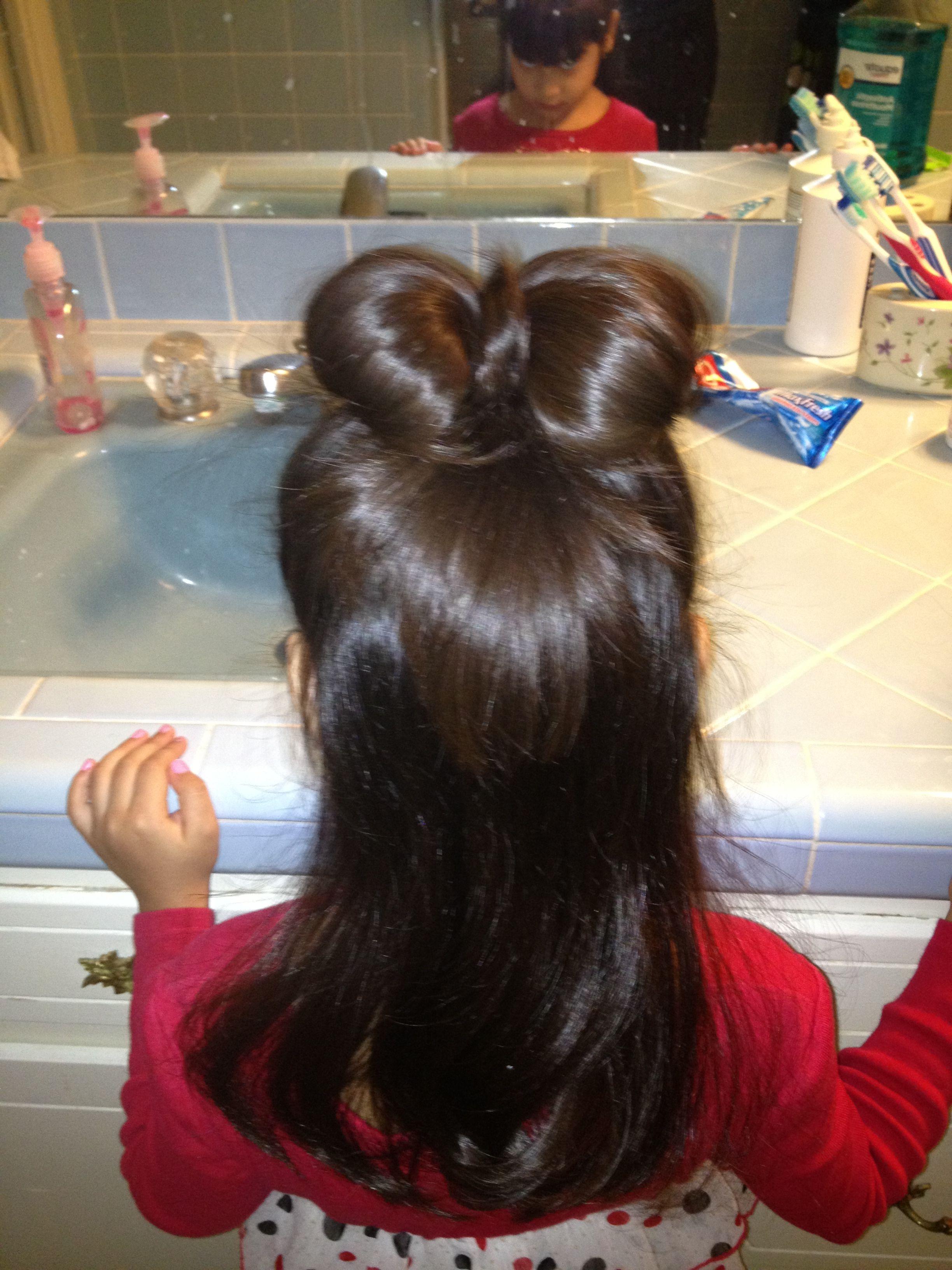 Elegant hair bow!