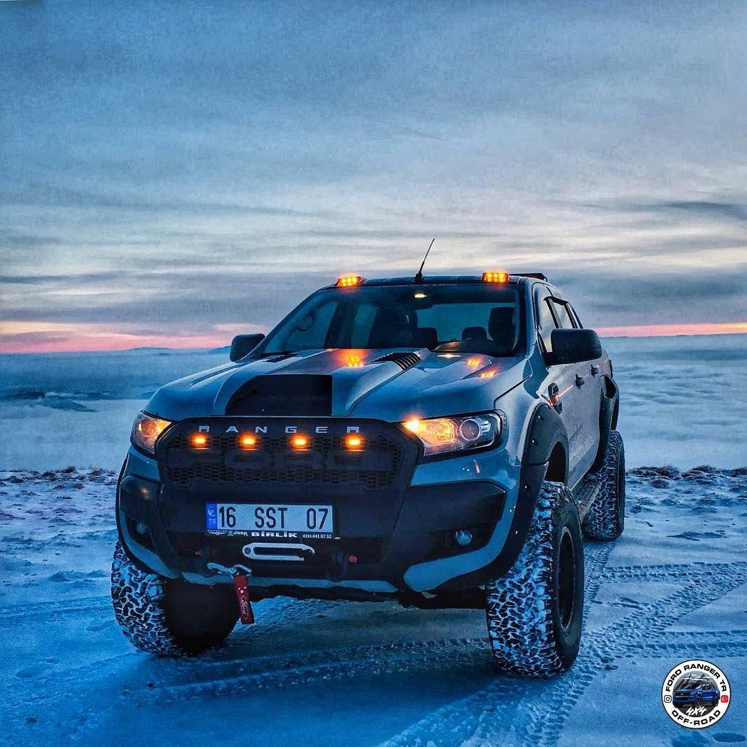 Ford Ranger Turkiye On Instagram Bulutlarin Uzerinde Yildizlarin