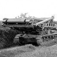 A Bruckenleger built off a modified Panzer IV chassis