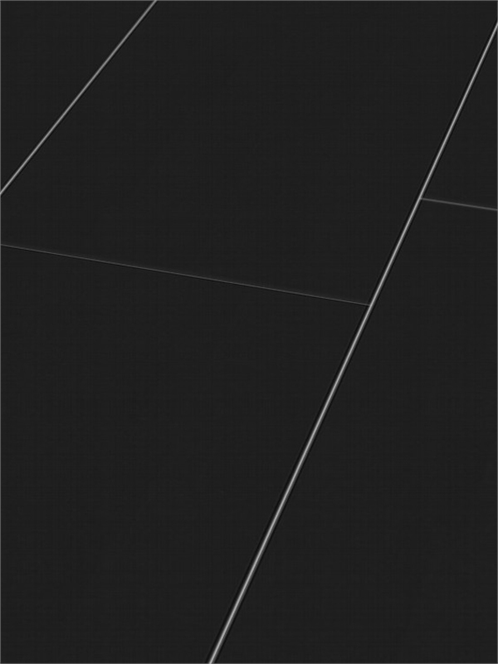 Westco 8mm Black High Gloss Tile Effect Laminate Kitchens