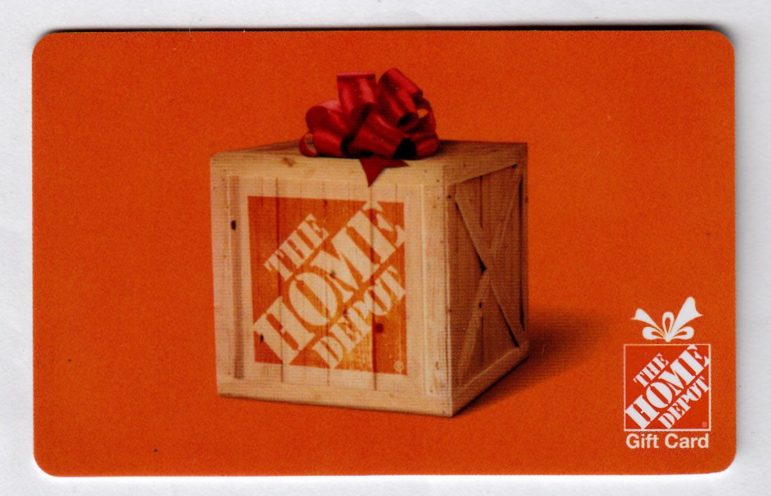 Coupons GiftCards Home Depot Gift Card/Store Credit 49