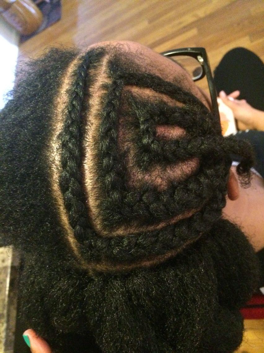 Crochet Braids Knot Less Vixen Part By Nappyandhappynj On Ig