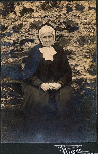 Stamford Widow, Albumen Cabinet Card, Circa 1885 | Flickr - Photo Sharing!