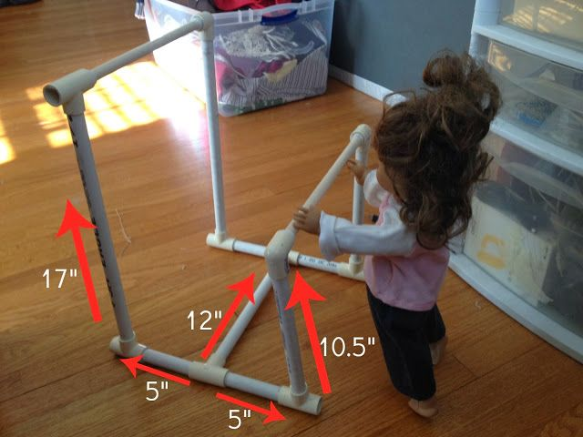 How To Make A 2x4 Chair Bench American Girl Doll Gymnastics