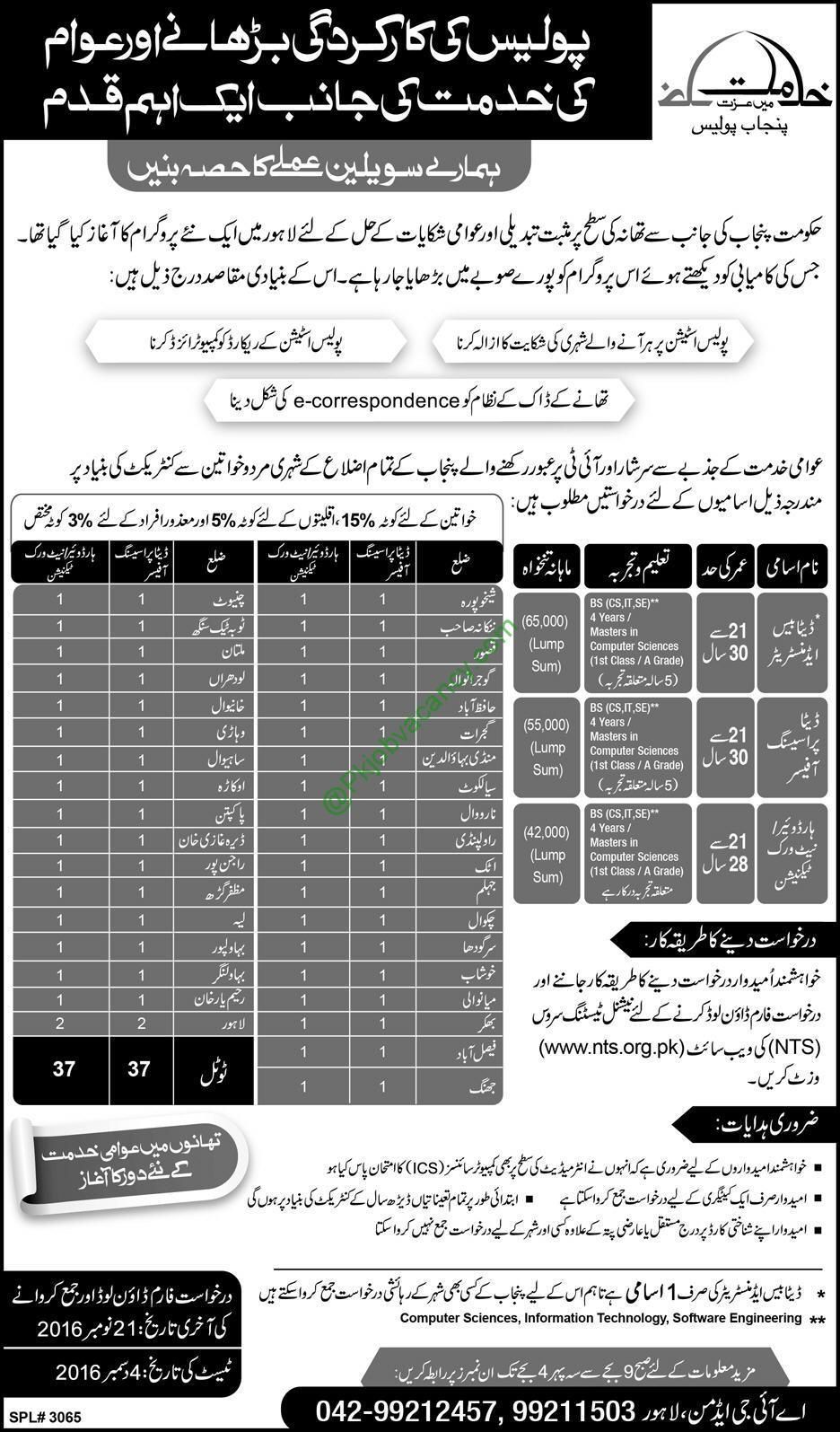 Punjab police jobs available for it for punjab application form punjab police jobs available for it for punjab application form download from nts falaconquin