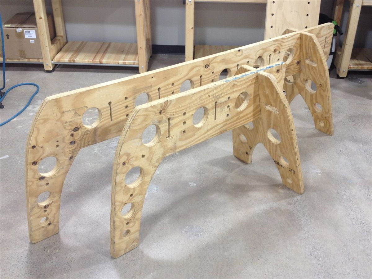 Tri Horse Builder Plans Woodworking Projects