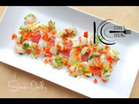 Fresh, Delicious Ceviche recipe