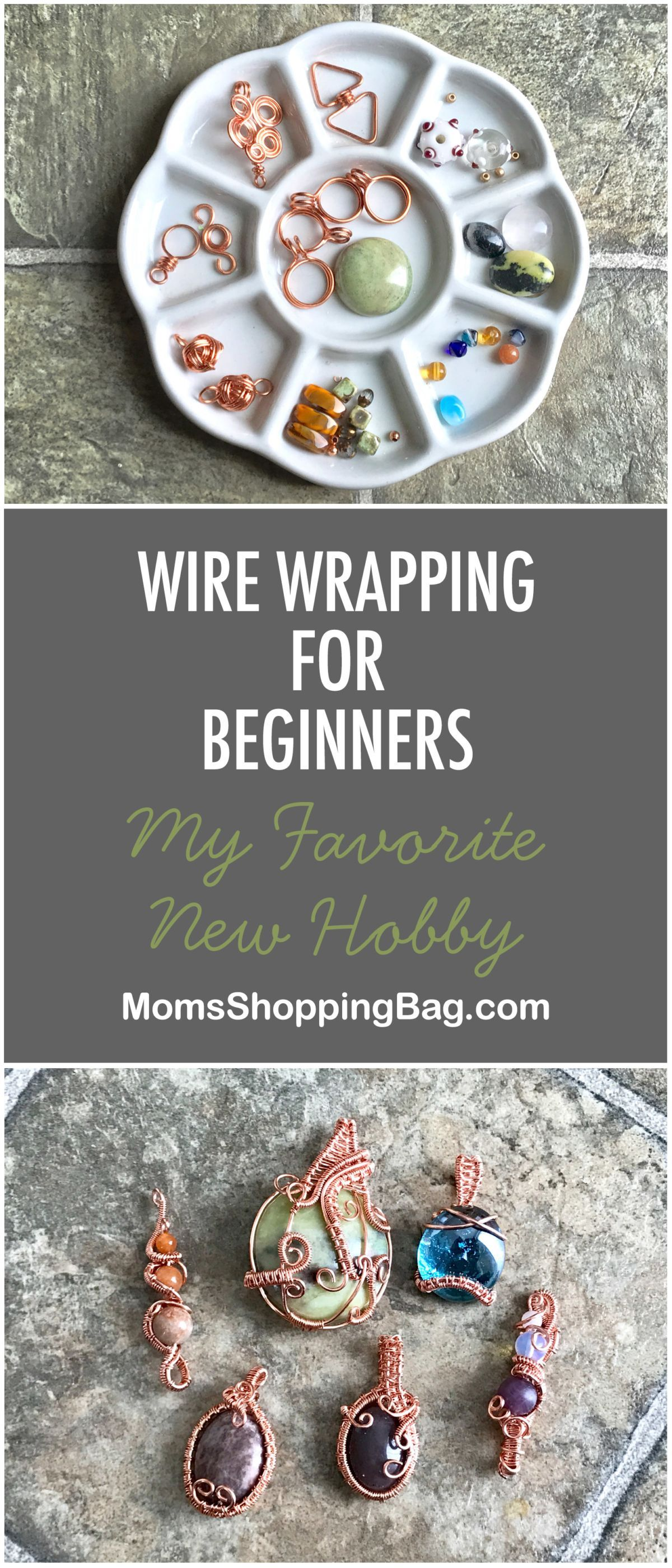 Photo of Wire wrapping for beginners – Wire wrapping for beginners – My new love …