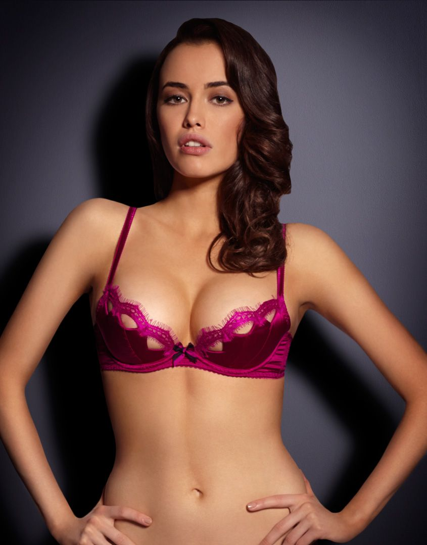 View All Lingerie by Agent Provocateur - Lavelle Bra  075c5896c
