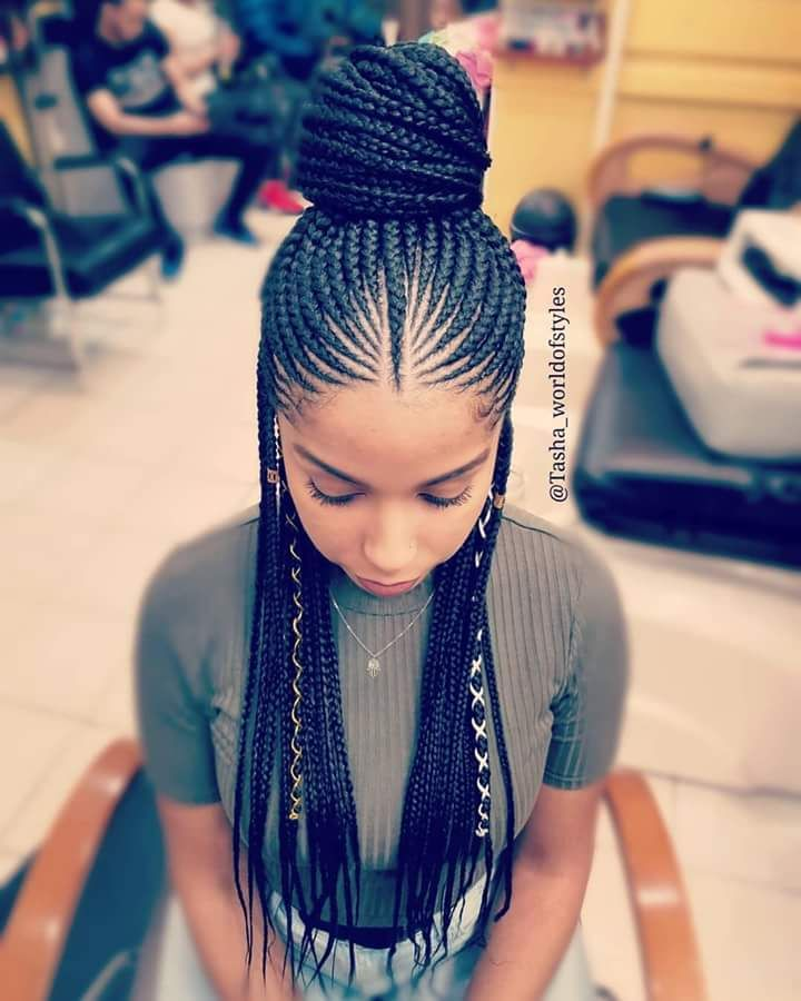 Pin By Thefashionmagazinemilan On Slayinn Hairstyles Braided Hairstyles For Black Women Cornrows Braids For Black Hair Cornrow Hairstyles