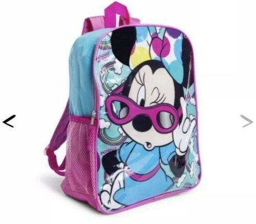 Disney© Minnie Mouse™ Backpack 15in x 12in w