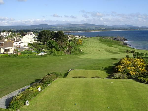 Views from Wicklow Golf Course