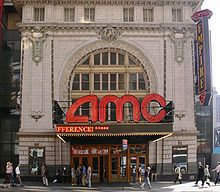 Amc Theatres Wikipedia The Free Encyclopedia Amc Theatres Amc Movies Amc