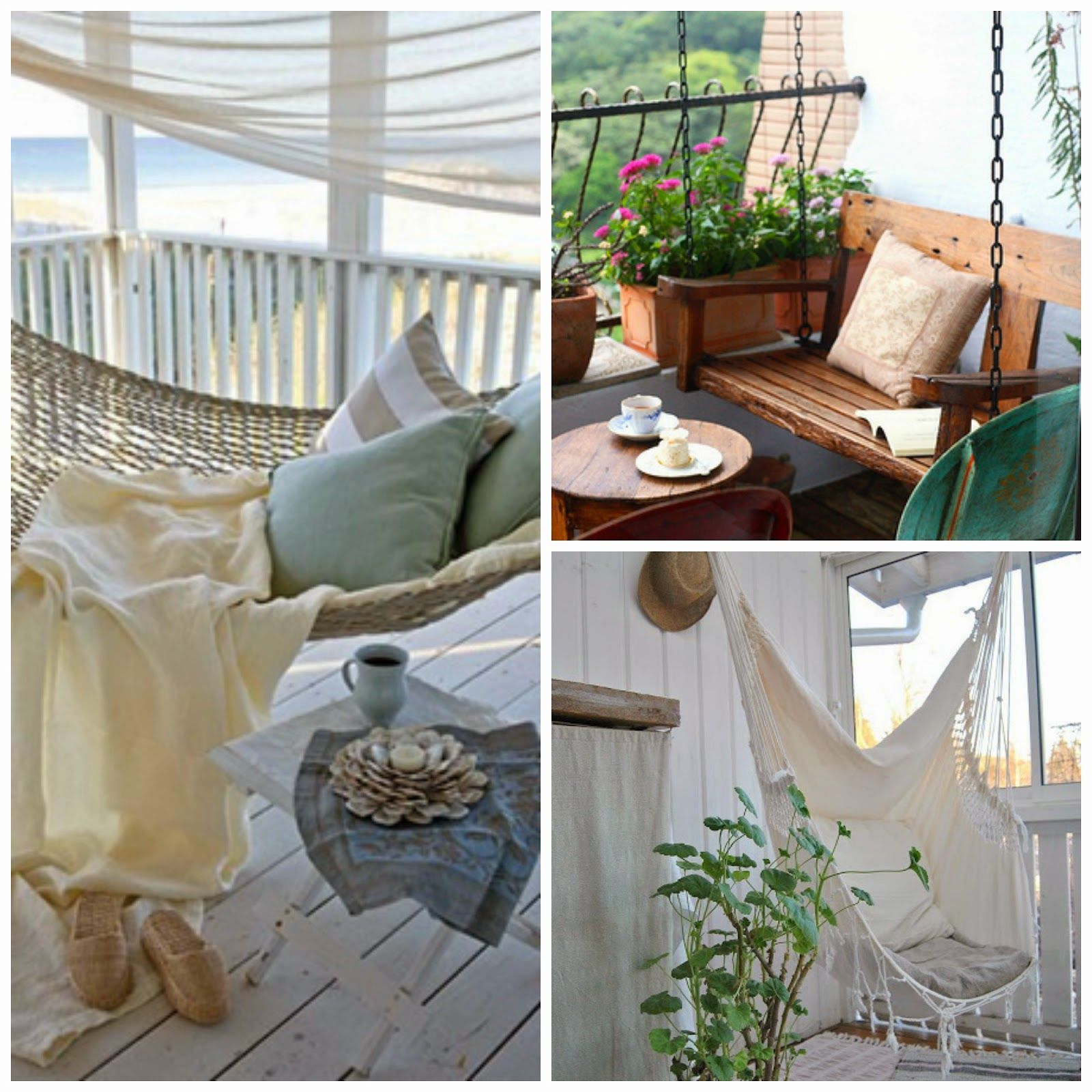 Balcony Hammocks & Chair Swings - Magnolia Styles 5 Steps