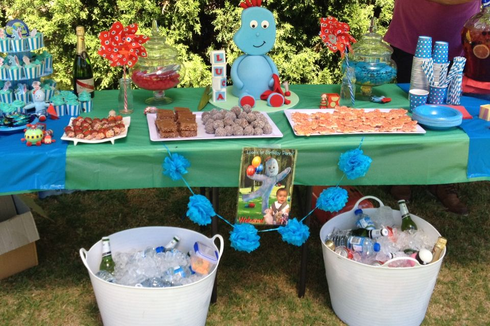 In the Night Garden Party for Luca | in the night garden birthday ...