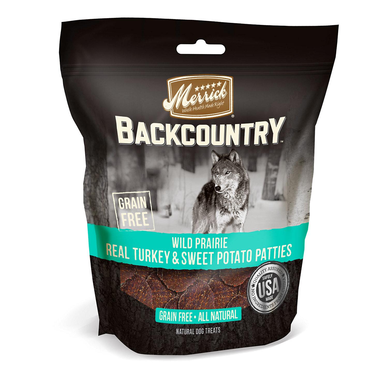 Merrick Backcountry Wild Prairie Real Turkey Sweet Potato