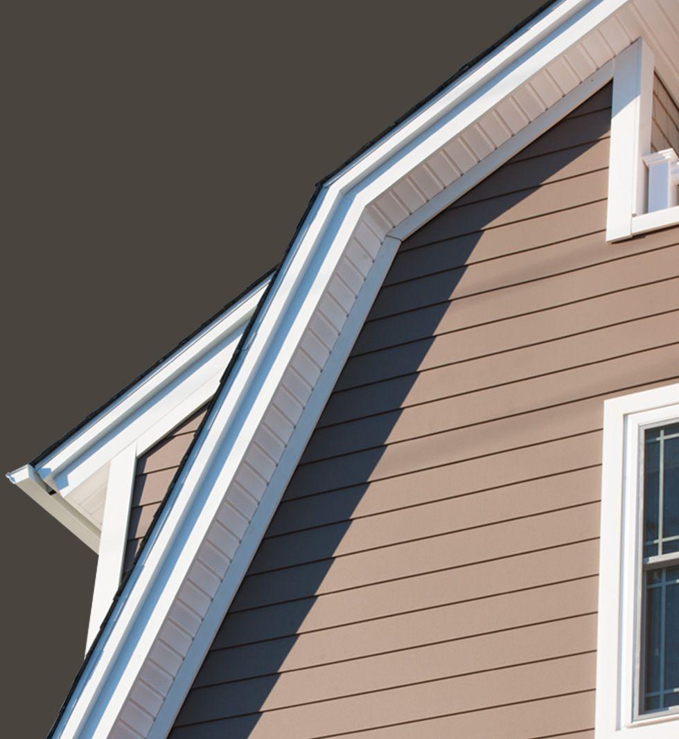 Hang Blinds Outside Window Frame: Royal Celect Siding Pvc Cellular Trim Moulding