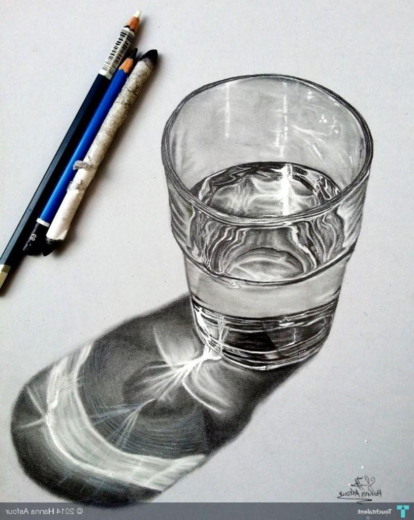 How to Make a Realistic Skin (Blending Technique) #pencildrawingtutorials