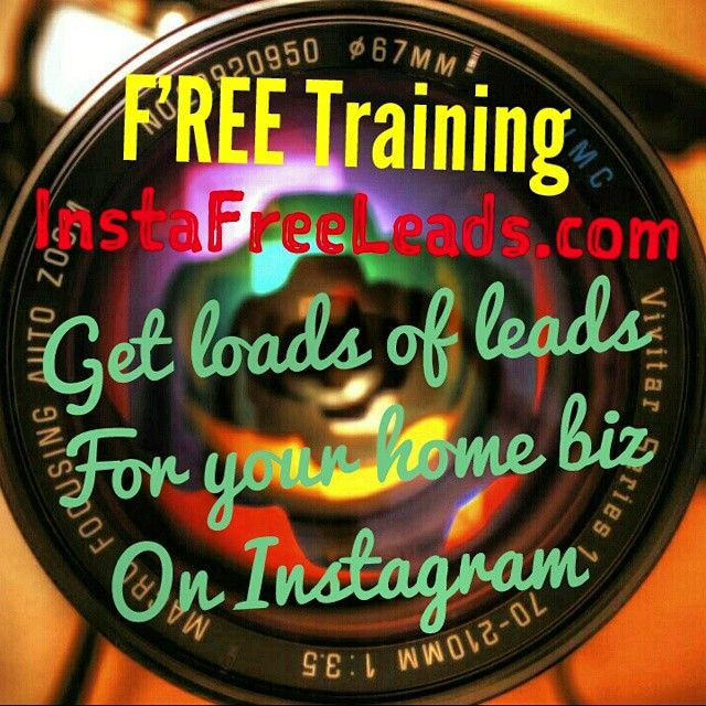 Pay yourself and get your biz flourishing by learning how to get FREE qualified leads for your biz on Instagram...   http://www.InstaFreeLeads.com/?t=pin