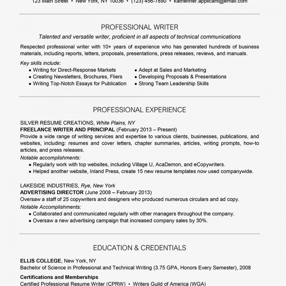 30 Certified Professional Resume Writer Cprw In 2020 Resume